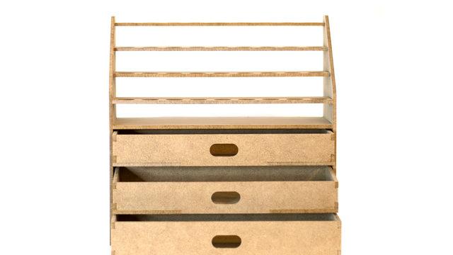 Mueble modular 01-25