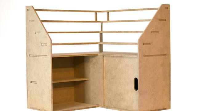 Mueble modular 02-25