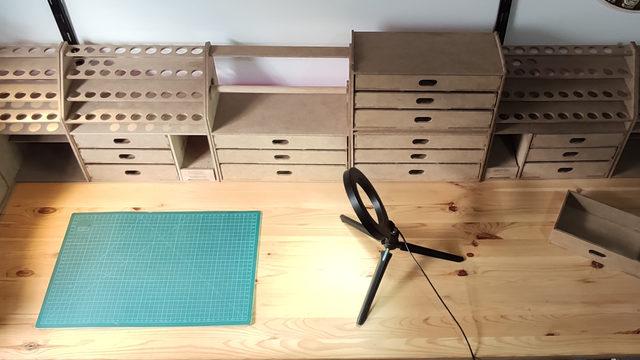 Pack Mesa completa 230cm linales
