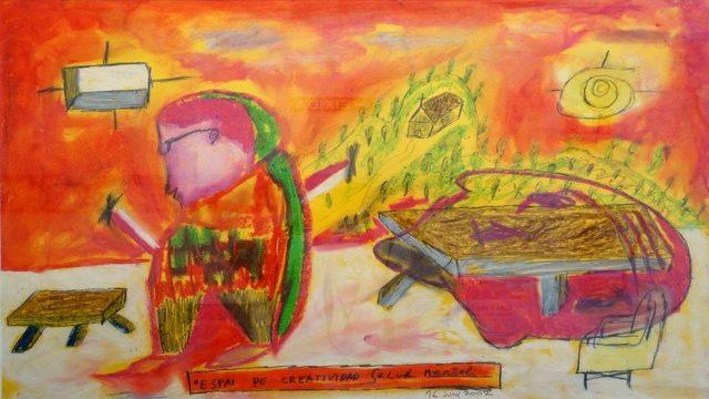 Art itinerant