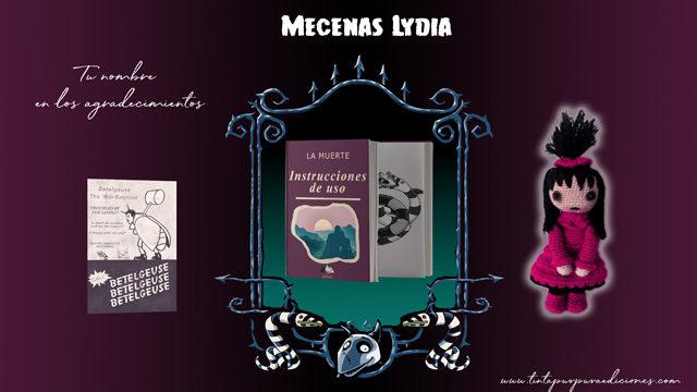 Mecenas Lydia