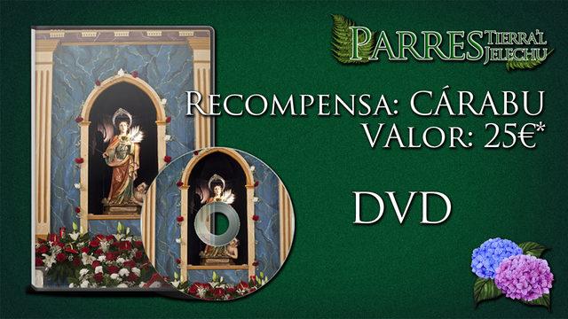 DVD + Mascarilla + Descarga + Gracias