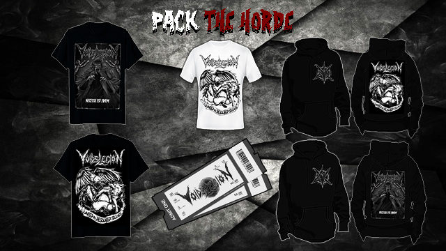 Pack 'The Horde'