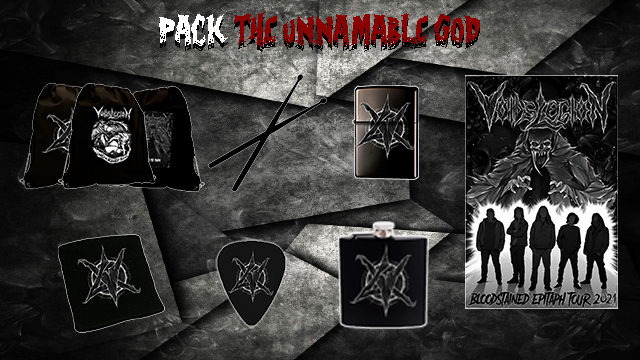 Pack 'The Unnamable God'