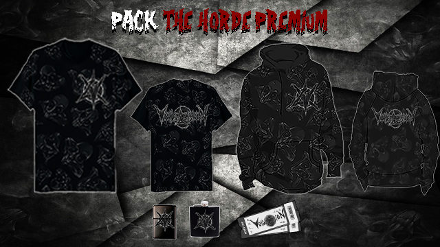 Pack 'The Horde Premium'