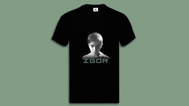 👕 Camiseta Igor