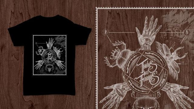 """Camiseta modelo """"Insectos"""""""