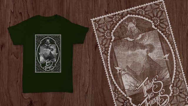 """Camiseta modelo """"Volcán"""""""