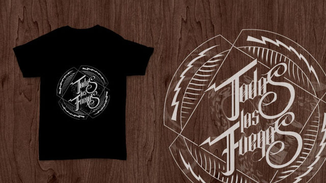 "Camiseta  modelo ""logo"""