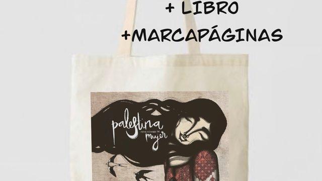 Libro + Bolsa + Marcapáginas + Envío estatal.