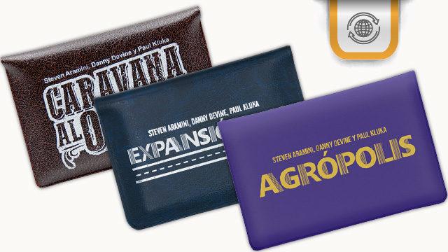 Súper Pack Internacional: Agrópolis + Expansiópolis + Caravana al Oeste