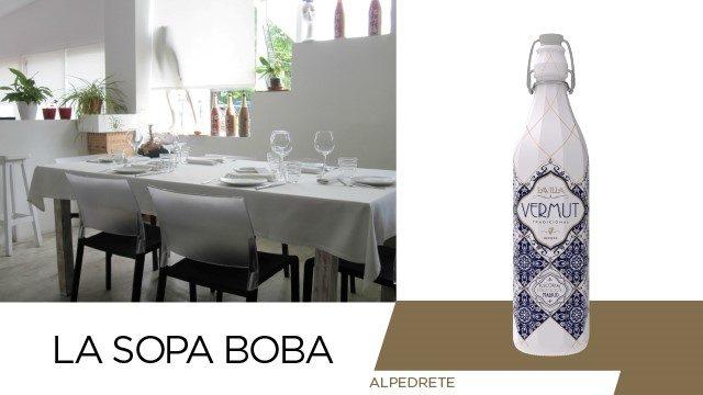 Pack especial Sopa Boba