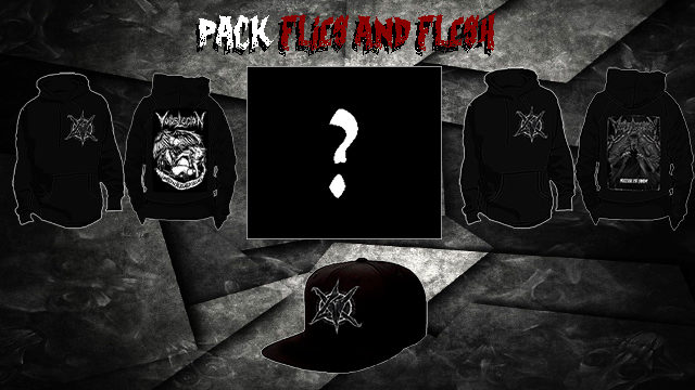 "Pack ""Flies and Flesh"""