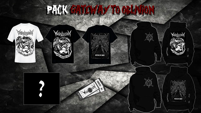 "Pack ""Gateway to Oblivion"""