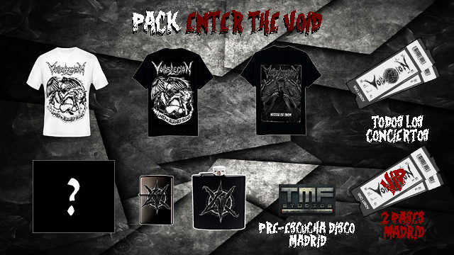 "Pack ""Enter the Void"""