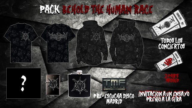 "Pack ""Behold the human Race"""