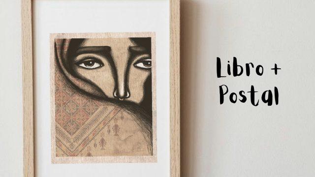 Libro + postal exclusiva A5