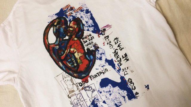 LIMITADA | Camiseta diseño de Alba Miró