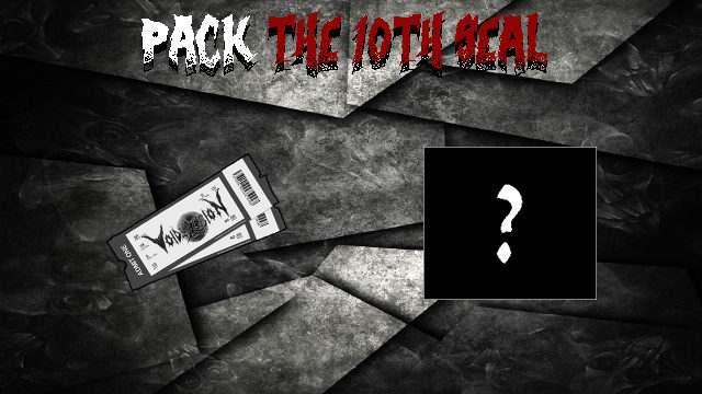 "Pack ""The 10th seal"""