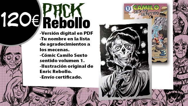 Pack Rebollo