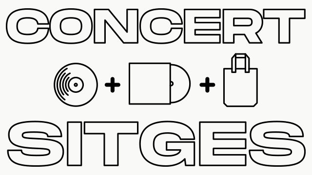 Concert a Sitges 🥁 🎤 🎸 🎹