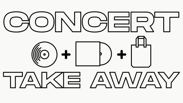 Concert Take Away 🥁 🎤 🎸 🎹