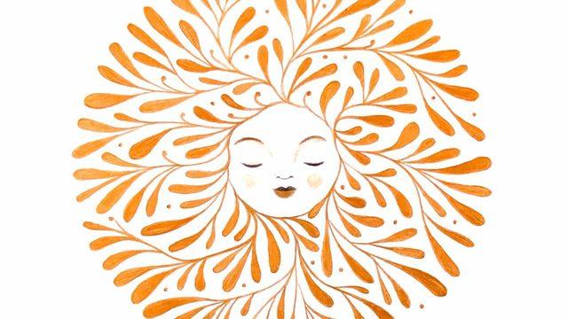 """Libro + Original de Irene Bofill """"Mujer Mandala"""""""