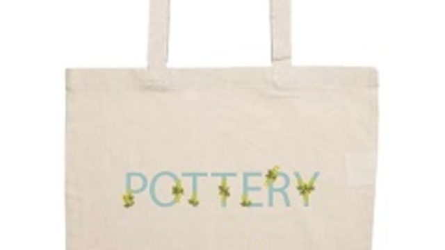 TOTE BAG POTTERY LOVERS