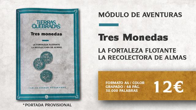 [ADD-ON] MÓDULO FÍSICO TRES MONEDAS