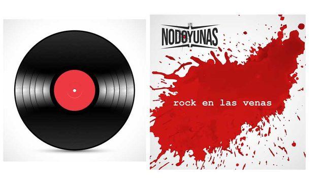 "Vinilo + CD ""Rock en las venas"""