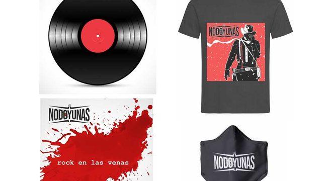 Vinilo + Camiseta + Mascarilla + CD