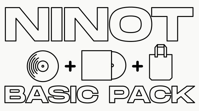 Basic Pack Ninot  💛❤️💙