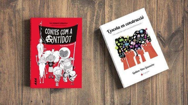 PACK 2 LLIBRES EDUCACIÓ CRÍTICA