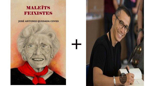 Llibre en paper + café amb l'autor