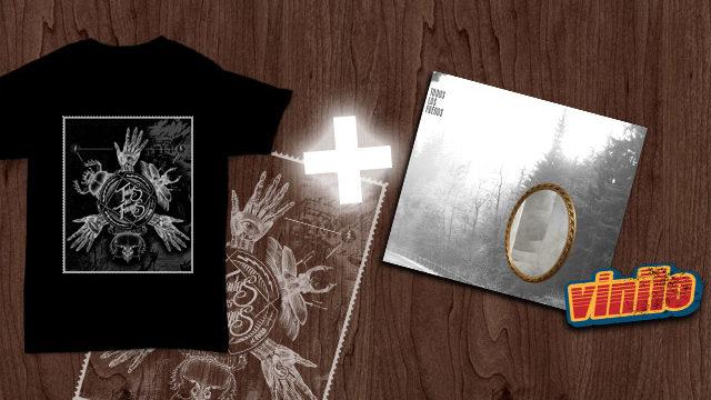 Pack insecto vinilo (camiseta+vinilo+descarga)