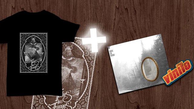 Pack volcán vinilo (camiseta+vinilo+descarga)