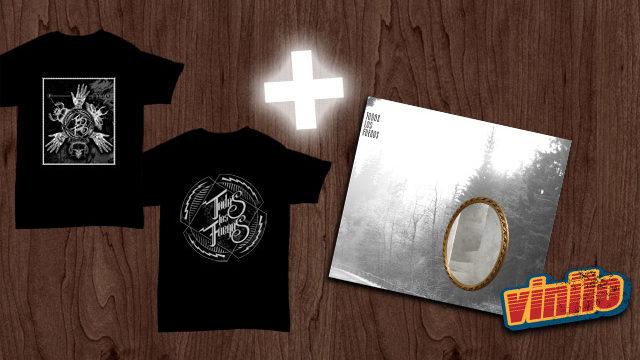 Megapack vinilo (2 camisetas+vinilo+descarga digital)