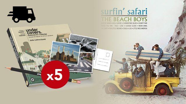 The Beach Boys (5 packs)