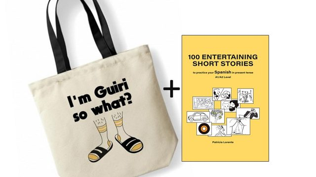 Guiri pal gift pack  + on line class 1