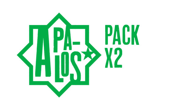 Pack A Palos X 2