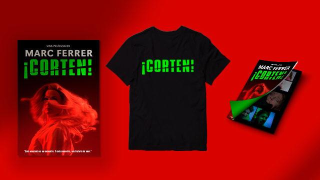 Pack Camiseta, Póster, Fanzine + Invitaciones