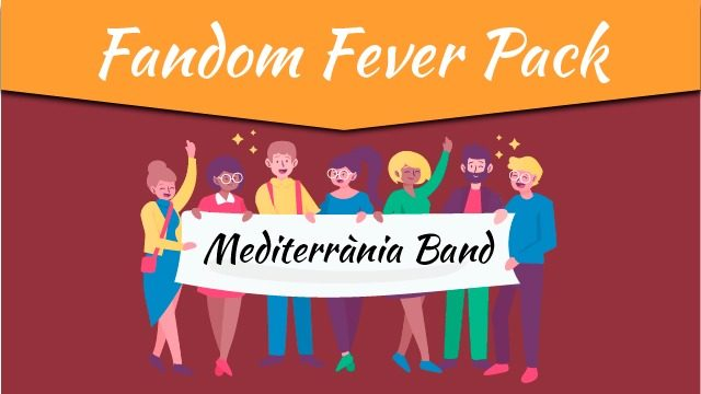 FANDOM FEVER PACK