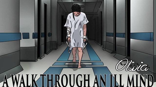 "CD ""A walk through an ill mind"" con dedicatoria personalizada firmada"