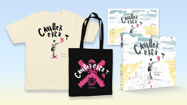 Pack bàsic CD + samarreta + totebag
