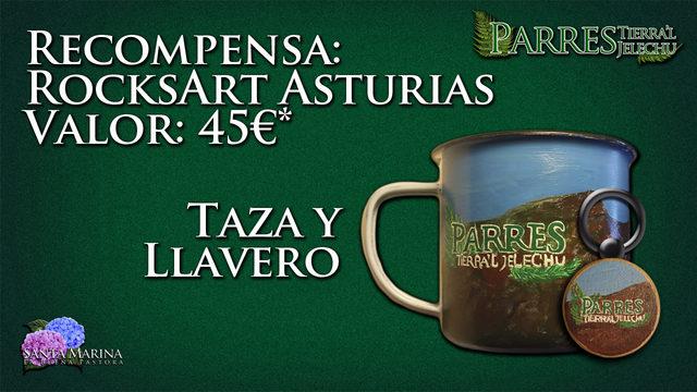 Taza + Llavero + DVD + Descarga + Gracias