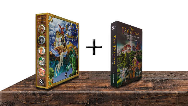 One game + the English edition book