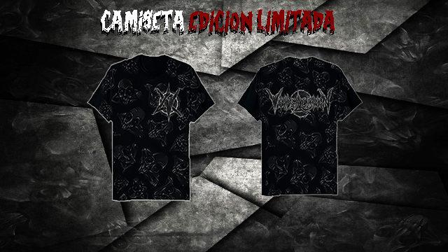 Camiseta EDICIÓN LIMITADA Void's Legion