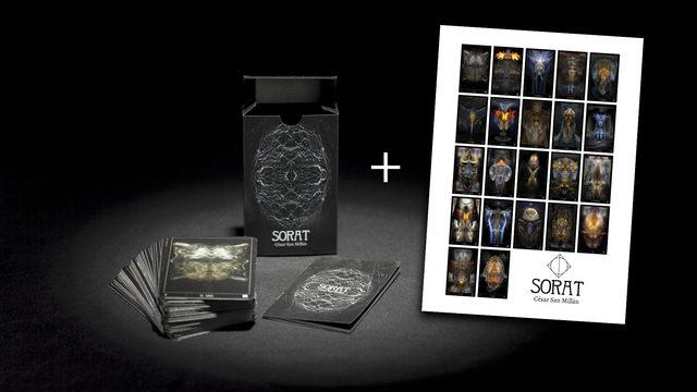 Tarot Sorat + imagen arcano