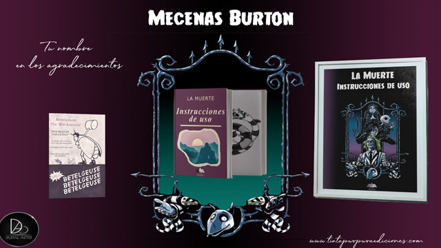 Mecenas Burton (especial Black Friday)