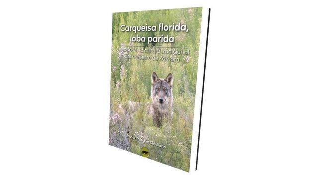LIBRO y actividad sobre el lobo